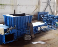 Harris Rubbish Baler HRB